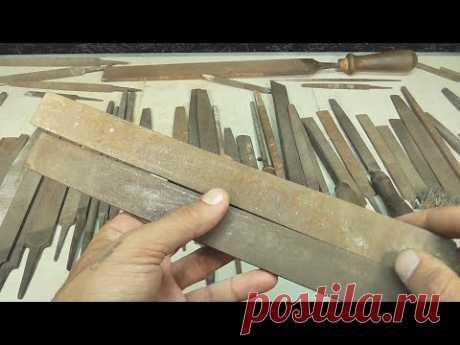 Que es posible hacer de las limas viejas