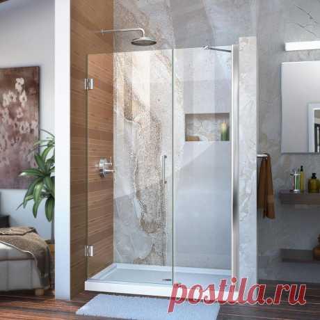 Как отмыть стенки душевой кабины от мыльных разводов | Рекомендательная система Пульс Mail.ru