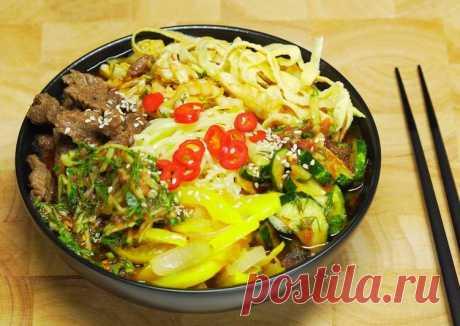 (3) Кукси. Корейская кухня - пошаговый рецепт с фото. Автор рецепта Всегда Вкусно! Видео рецепты . - Cookpad