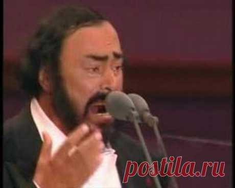 """Pavarotti \""""caruso\"""""""