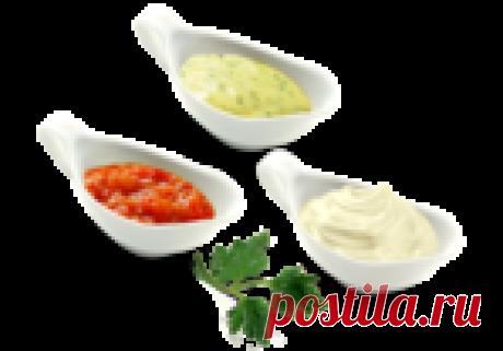 Пять видов соусов, которые нужно научиться готовить каждой хозяйке
