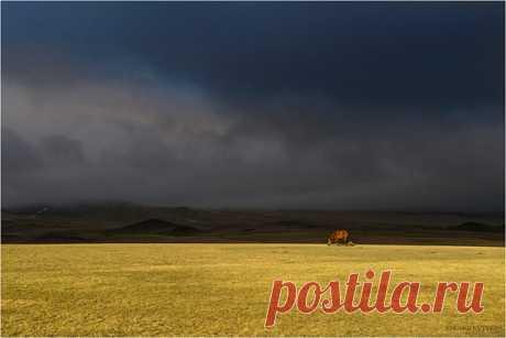 «Свет и тьма». Монголия. Автор фото — Эдуард Кутыгин:
