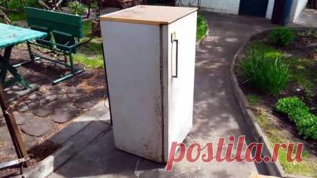 Сколько ценного металла можно получить из старого холодильника если его разобрать самому При разгребании хлама из кладовки многие вещи просто выбрасываются на свалку, хотя из них можно получить неплохую выгоду. Примером является старый советский холодильник. Если его разобрать и сдать на металлолом, можно хорошо заработать.Необходимые инструменты:набор отверток;гаечные
