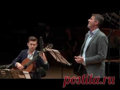Dowland : Flow my tears (Jaroussky / Garcia)