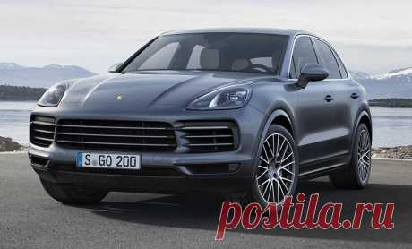 Внутреннее устройство Porsche Cayenne - цена, фото, технические характеристики, авто новинки 2018-2019 года