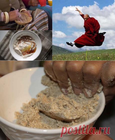 Ячневая каша - излюбленный продукт долгожителей! Тибетский рецепт