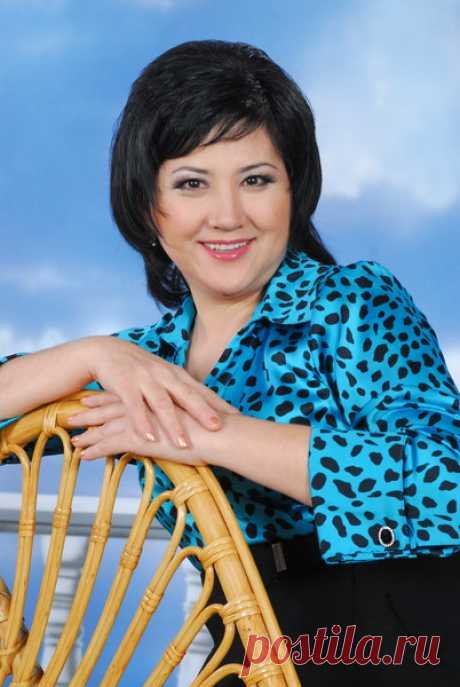 Назипа Турсбекова