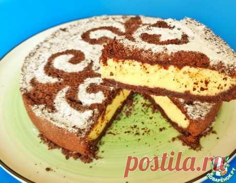 Королевский творожный пирог – кулинарный рецепт