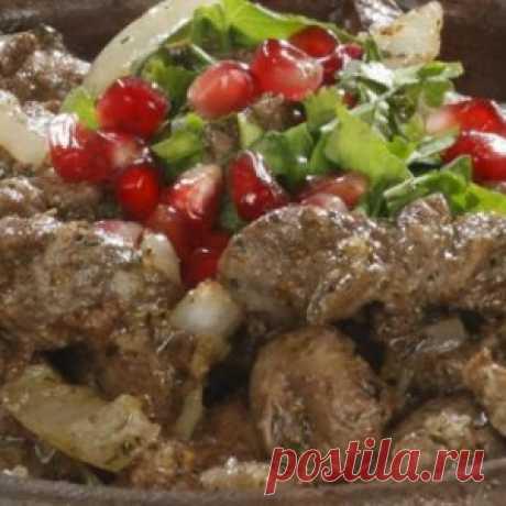 Грузинская закуска - Кучмачи