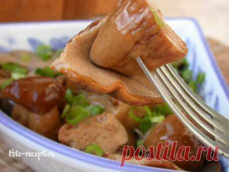 Рецепты консервирования грибов на зиму - Фото-рецепты пошагового приготовления