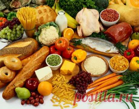 Топ семь продуктов, содержащих щелочь, а также всё про щелочную диету - MixedNews.ru