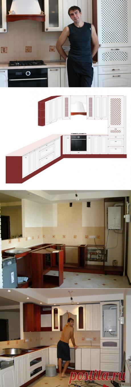 Первая моя кухня: Валерий Боровский