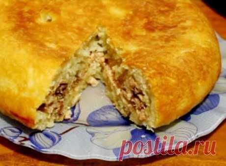 Рыбный пирог в мультиварке с рисом и горбушей Рыбный пирог в мультиварке с жареным луком, рисом и горбушей испечь совсем не сложно – смотрите простой рецепт с фото