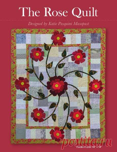 The Rose Quilt.