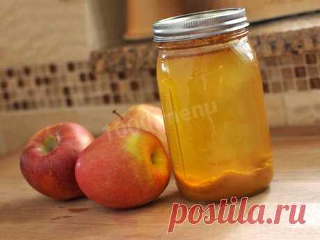 Сидр из яблочного сока рецепт с фото - 1000.menu
