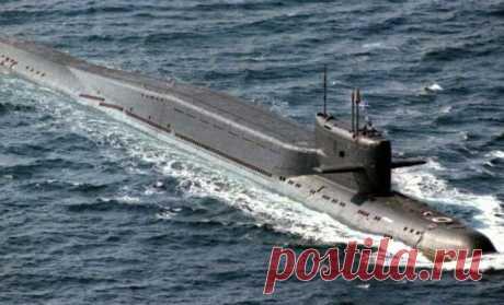 Атомные субмарины, которые способны стереть цивилизацию за минуты