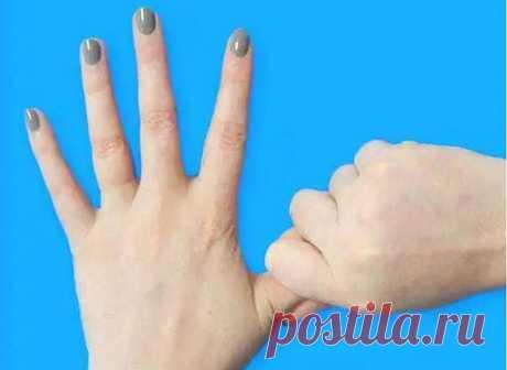 ДЕРЖИТЕ СЕБЯ ЗА ПАЛЕЦ 20 СЕКУНД.  РЕЗУЛЬТАТ ПРОСТО ПОРАЗИТЕЛЬНЫЙ! Японские целители считают, что руки являются проводниками энергии, которая протекает по энергетическим каналам, проходящим через тело человека.   Прикладывая ладони к отдельным местам на теле и складыванием пальцев в различные мудры, можно направлять энергетические потоки к определенному органу.  Кроме того, согласно древнему китайскому искусству рефлексотерапии (метод лечения иглоукалыванием (акупунктура), ...