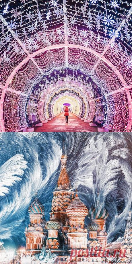 Праздничная Москва: 12 фото которые покорили интернет!