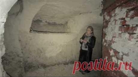 Белгородская обл. Подземный монастырь в Холках. Часть 2. Перещера старца Никиты.