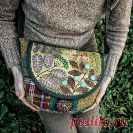 ЖИВИ И НОСИ: сумки и рюкзаки от Анниковой Анны — HandMade