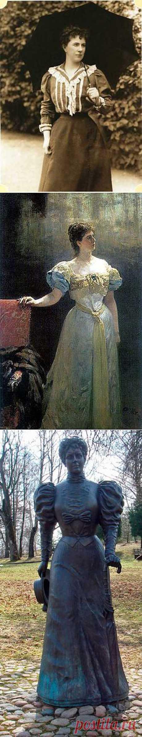 Женщины в русской истории. Мария Тенишева= | Искусство