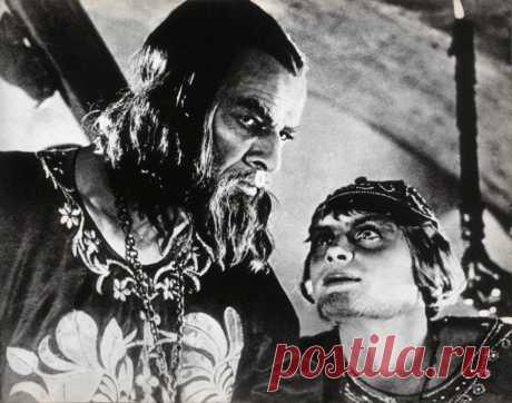 Как для советского кино строили соборы и создавали чудовищ   Professionali.ru