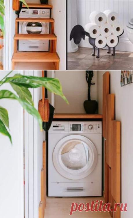 20 необычайно креативных идей для дома