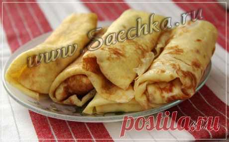 Блины по дюкану | рецепты на Saechka.Ru