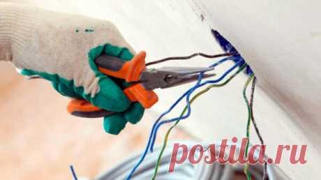 Полная или частичная замена электропроводки? | flqu.ru - квартирный вопрос. Блог о дизайне, ремонте