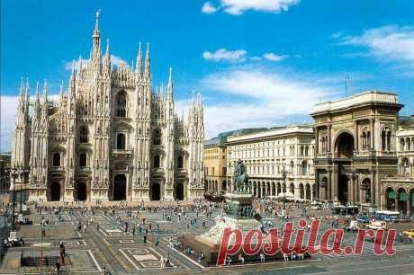 Что посмотреть в Милане, Италия | Домашний турист | Яндекс Дзен