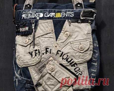 сумки джинс   Etsy
