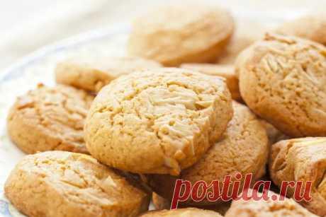 Простое быстрое печенье: рецепты с фото пошагово