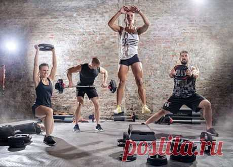 Интервальные тренировки: путь к стройной фигуре или на пределе возможностей? - тренировки, интервальные тренировки, фитнес, похудение
