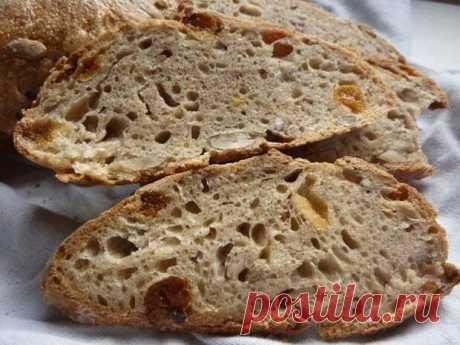 5 заквасок для бездрожжевого хлеба своими руками | Четыре вкуса