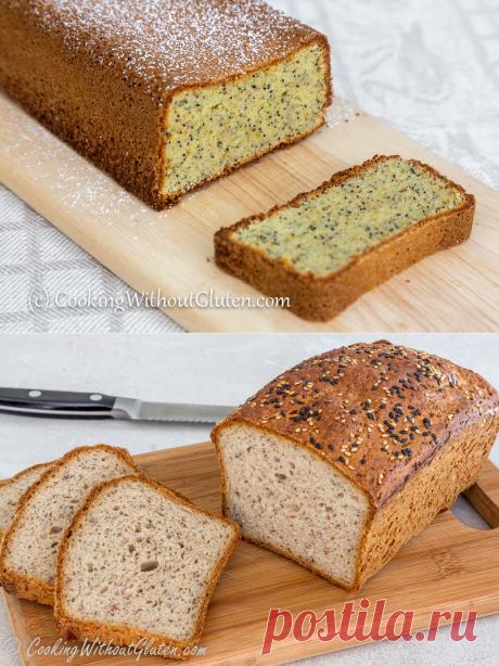 Хлеб Без Глютена — Готовим Без Глютена