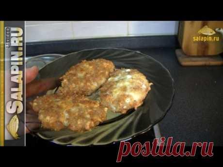 Рыбные котлеты с сыром [salapinru]