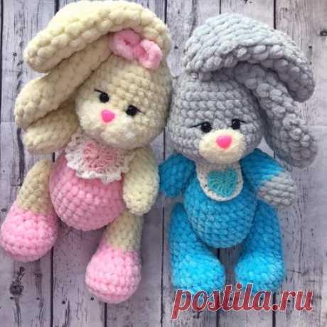 PDF Крошка Bunny  https://amimore.ru/kroshka-bunny-2099 Бесплатный мастер-класс, схема и описание для вязания игрушки амигуруми крючком. Вяжем игрушку своими руками!   Нравится мк? Ставь класс!    #заяц #зайка #зайчик #pdf #амигуруми #крючком #вязание #схема #описание #мк #рукоделие #вязаниекрючком Теги: вязаный зайка из плюшевой пряжи, плюшевый зайчик крючком, схема зайца, поделки, pdf, амигуруми, крючком, вязание, игрушка, бесплатно, схема, описание, мастер-класс, мк.