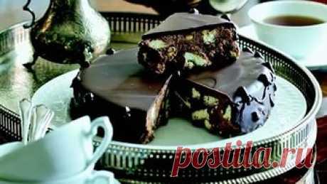 """Шоколадный торт """"Принц Уильям"""" - кулинария Англии"""