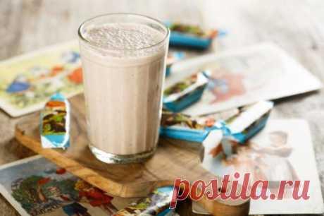 молочный коктейль, «тот самый» из далекого детства