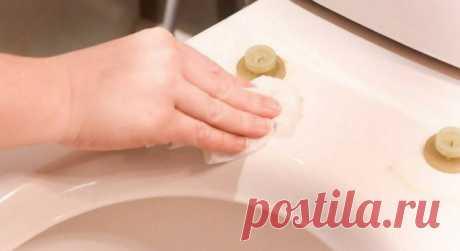 ТОП 6 секретов для свежего запаха в туалете и ванной… — Мир интересного
