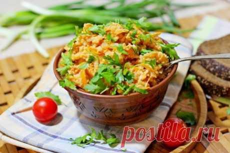Капустняк с фаршем в мультиварке — Sloosh – кулинарные рецепты