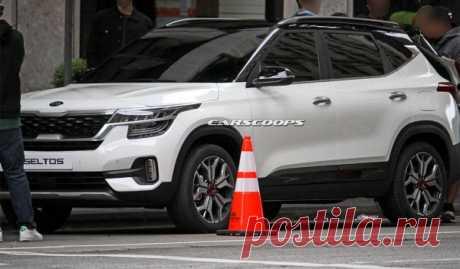 Kia Seltos 2019-2020 - серийная версия кроссовера - цена, фото, технические характеристики, авто новинки 2018-2019 года