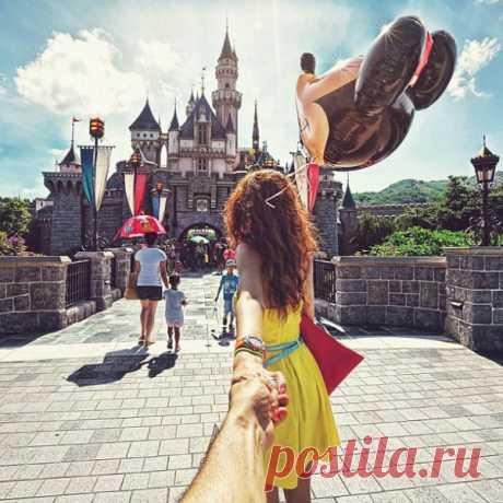 #17 the Disneyland in Hong Kong