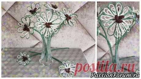 Делаем цветочки для декора из джута - запись пользователя DIY_Gifts в сообществе Декор в категории Мастер классы по декору