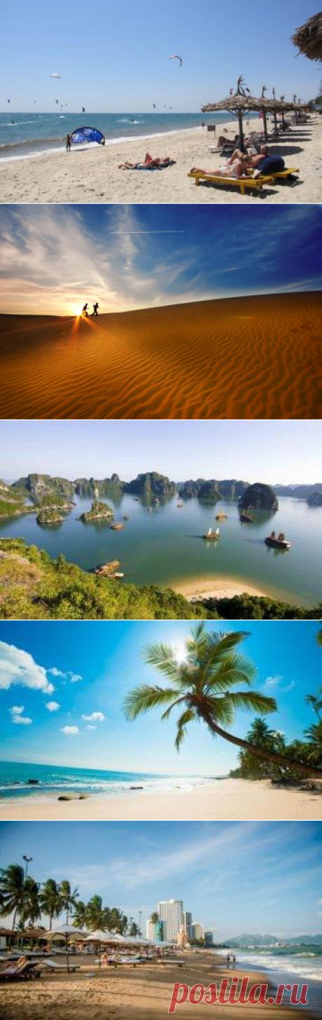 Какой курорт Вьетнама лучше - Нячанг или Фантьет - Муйне? Экзотик