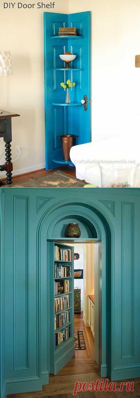Еще парочка переделок дверей / Мебель / ВТОРАЯ УЛИЦА