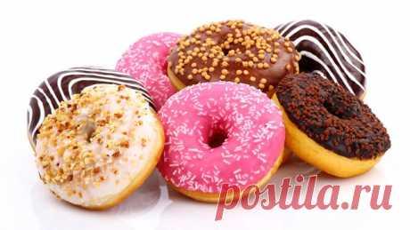 Как избавиться от чувства голода и тяги к сладостям? ВОПРОСЫ-ОТВЕТЫ