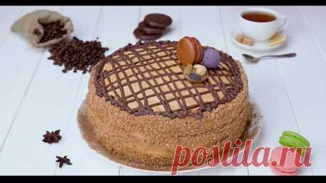 Как приготовить торт «Витязь» (Ингредиенты под видео)