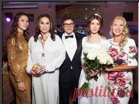 Рублевская свадьба сына Немцова