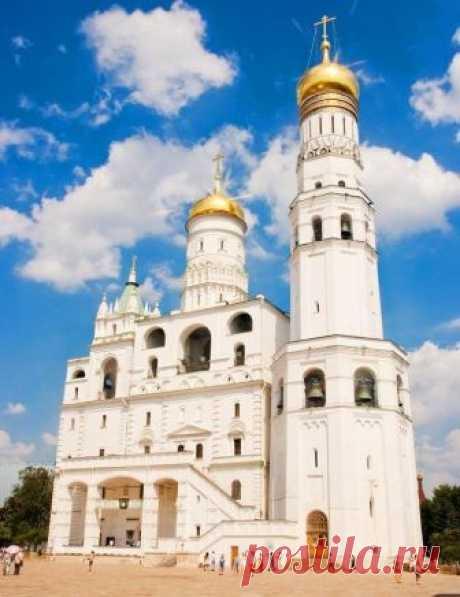 Церковь-колокольня Иоанна Лествичника в Кремле